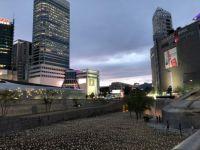 Dongdaemun Design Plaza (DPP) 동대문디자인플라자, Seoul, Korea