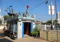 Small Indian Chapel