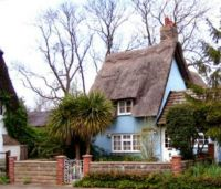 Little Blue Cottage, Cambridgeshire
