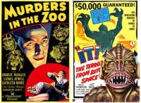 Murders in the Zoo ~ 1933 and It ~ 1958