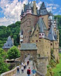chateau_Eltz Wierschem, Allemagne