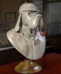 puplock 3d sculpt