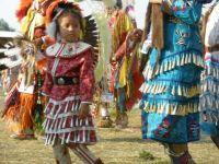 Girl in Jingle Dress - Northern Arapaho