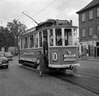 Tram in Copenhagen