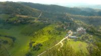 A view from Sun Pyramid, Visoko, Bosnia