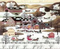 Charles Wysocki-Gifts Antiques and Cakes