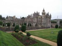 Abbotsford, home of Sir Walter Scott