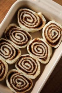 National Cinnamon Roll Day is tomorrow