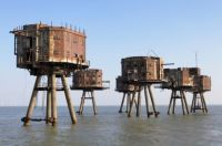 OLD NORTH SEA FORTS