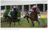 11-1 Rombauer wins Preakness Stakes