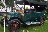1911 Cadillac Model Thirty Touring --