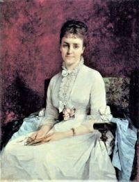 Portrait de Femme (1877)