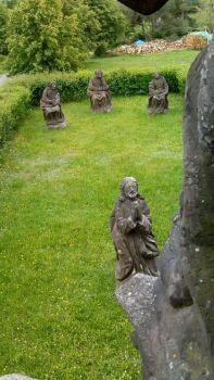 Getsemanská zahrada Tuhaň