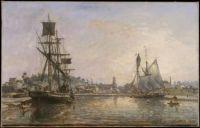 honfleur, 1865