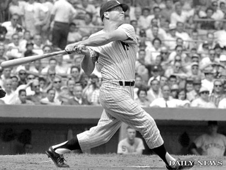The Last Boy Mickey Mantle