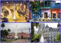 Buenos Aires some touristics places