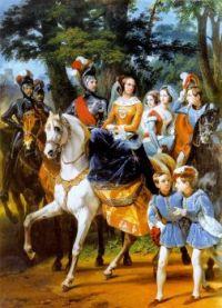 Carousel of Tsarskoe Selo