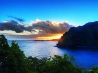 Along-the-road-to-Hana-Maui-list-of-top-20-islands-by-highest-point