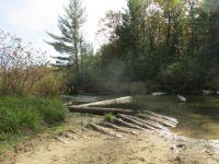 Old bridge at cut river Sept 2013 153