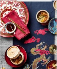 Lunar New Year Table