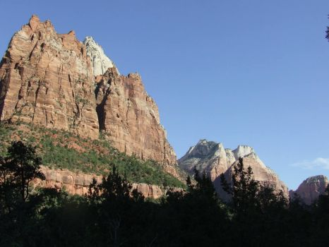 Southwest! Zion National Park Big Sky!!