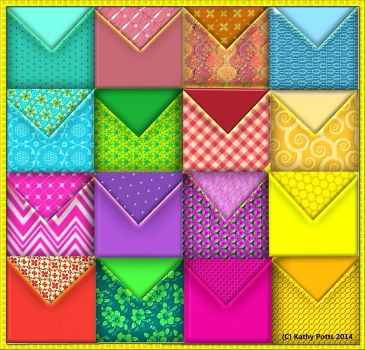 Designer Envelopes By Kathy