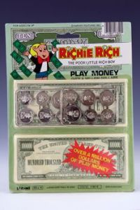 Richie Rich Play Money