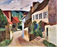 Paris Landscape (1925)