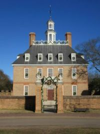 Governor's Palace - Colonial Williamsburg