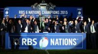 Ireland - Rugby Six Nations Champions 2015