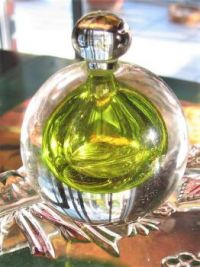 GLASS PAPERWEIGHT 2 OF 4