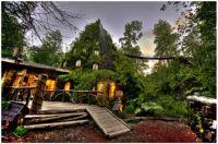 Montaña Mágica Lodge in Chile