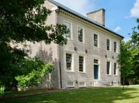 Pre-Civil War, historic site called Cragfont, in Castallian Springs, TN