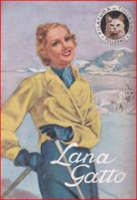 Themes Vintage ads - Lana Gatto Yarn 1938