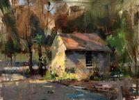 Thoreau's House at Walden Pond