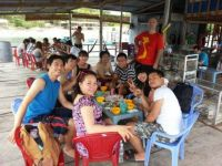 my fabulous trip to Vinh Hy Bay Vietnam