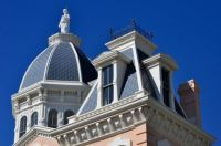 Presidio County Courthouse, Marfa, TX