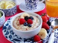 Coconut Almond Porridge