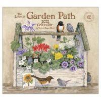 The Legacy 2022 Wall Calendar Garden Path