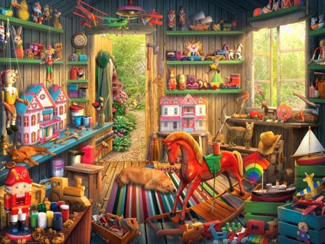 The Toy Shed