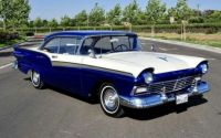 1957 Ford Fairlane 500!   bandit