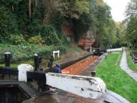 A cruise along the Staffordshire and Worcestershire Canal, Stourport to Great Haywood Junction (153)
