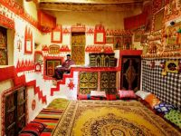 Traditional Home, Ghadames, Libya.