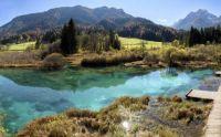 Selenci Lake, Triglav, Slovenia
