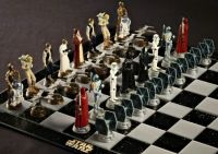 Unusual chess sets - Star Wars