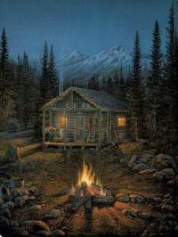 Cabin & Fire