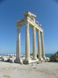 Side Apollo tempel
