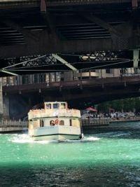 chicago river walk