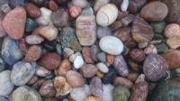 Pebbles from Llandudno, Wales