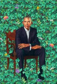 Barack Obama - Official Portrait National Portrait Gallery